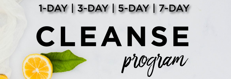 Cleanse Program